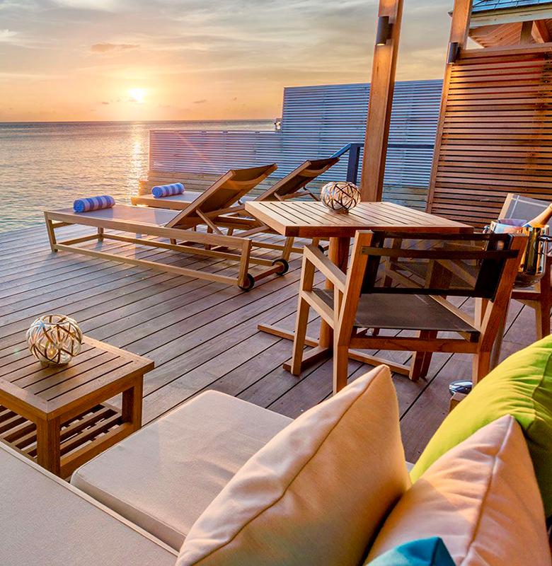 Maldives Luxe Villa Life