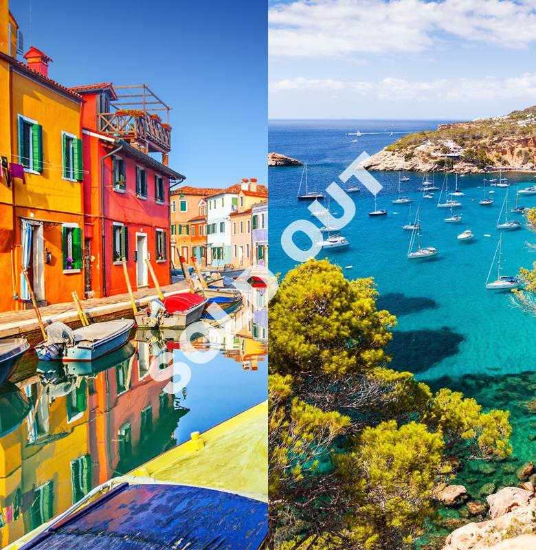 From Italy to Ibiza | 2021